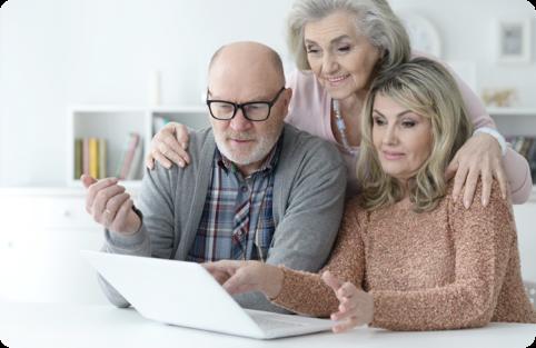 Como funcionam os serviços da SeniorOnline?